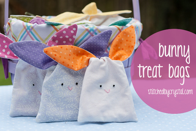 Stitched by crystal tutorial bunny treat bags with free pattern tutorial bunny treat bags with free pattern negle Gallery