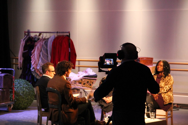 The live streaming of The Big Question: is opera and ballet elitist? © ROH / Lottie Butler 2013