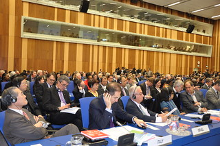 Official Opening of the 56th Session of the Commission on Narcotic Drugs on 11 March 2013 in Vienna