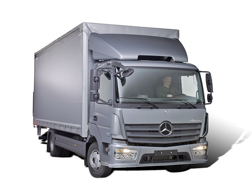 New Mercedes Benz Atego