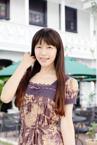 130314(2) -《聲優道》長篇專訪「井上喜久子」第1回:這是我一生一次的決意,向聲優的生涯邁步前進!