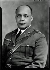 DC School Board Member Col. West A. Hamilton: 1940 ca.