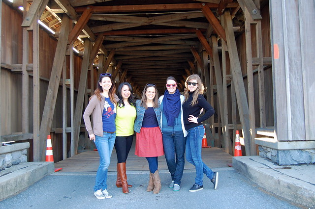 Covered Bridge Crew