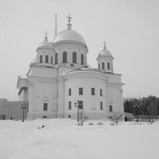 Alexander Nevsky Cathedral Novo-Tikhvin Nunnery