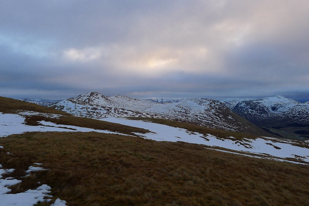 Morning over Stuchd an Lochain