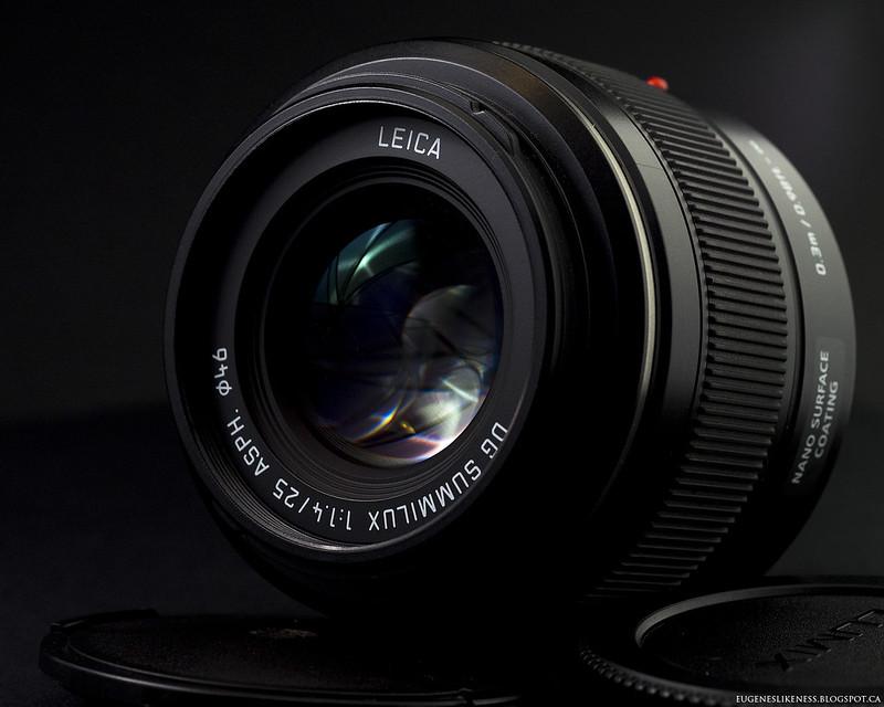 Pana-Leica DG Summilux F1.4 ASPH