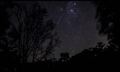Meteorite Trail
