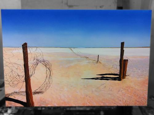 """""""Lake Eyre"""" - Steve Murnaghan"""