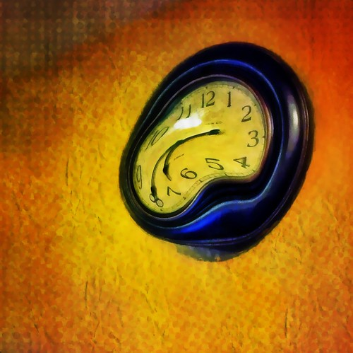 The Imprecision of Time