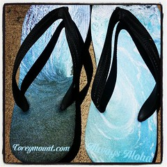 shoe(0.0), brand(0.0), footwear(1.0), aqua(1.0), turquoise(1.0), teal(1.0), flip-flops(1.0), blue(1.0),