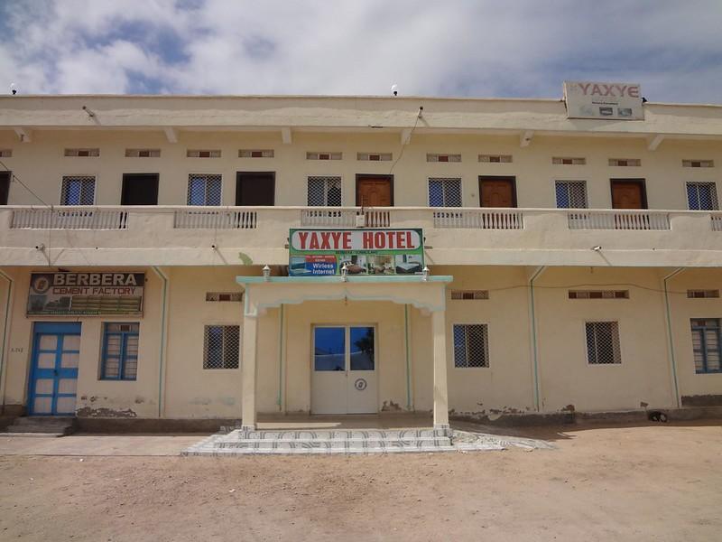 Hotel Yaxiye em Berbera