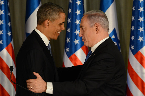 PM Netanyahu and President Obama's Joint Press Conference