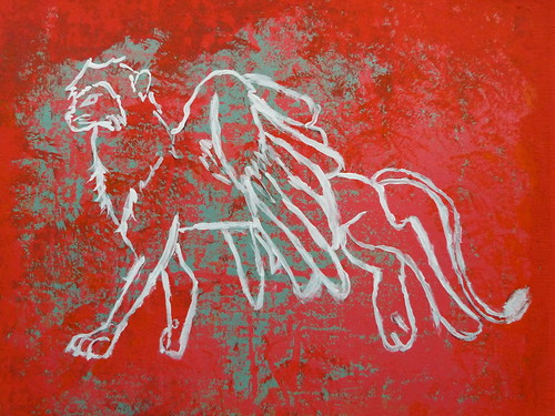 """Griffon"", c. Phoenix Fire Hogaboom 2013"