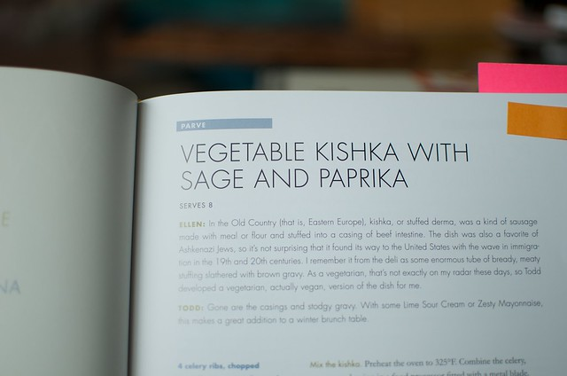 vegetable kishka