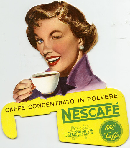 Celebrating 75 years of Nescafé