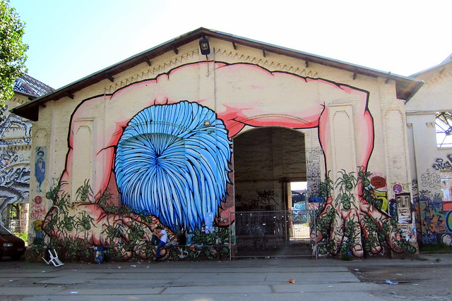 mural | alaniz | berlin - friedrichshain