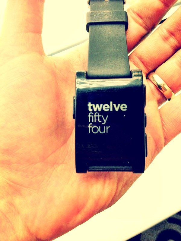 got my pebble, now what?