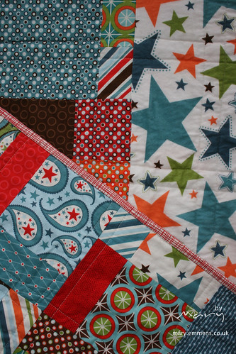 All Star quilt