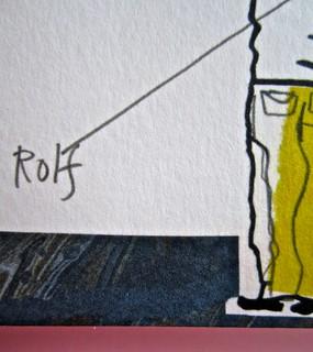 Denis Lachaud, Imparo il tedesco. 66THAND2ND 2013. Progetto grafico: Silvana Amatao, Marta B Dau. Alla cop.: disegno di Julia Binfield. Copertina (part.), 2