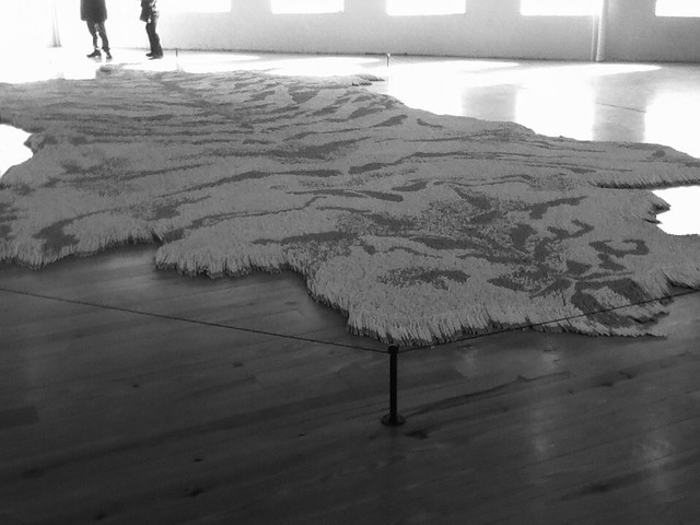 "Xu Bing's ""Phoenix"" at MASS MoCA"