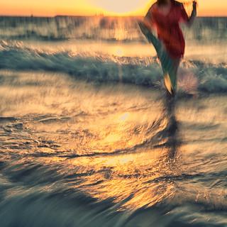 in the ocean of her imagination~ Dubai