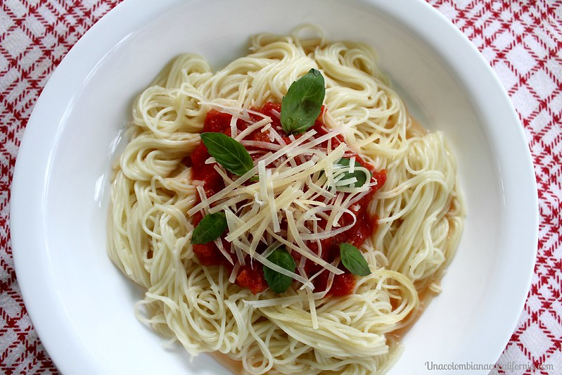 recetas con pasta
