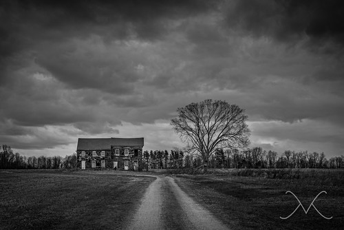 Abandoned History by Michael Ver Sprill