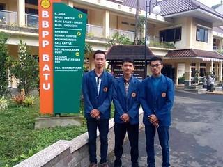 Mahasiswa Fakultas Peternakan Universitas Mataram