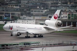 Japan Airlines - JAL  McDonnell Douglas DC-10-40I JA8535