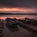 Lough Carra Sunrise by Colin Redmond