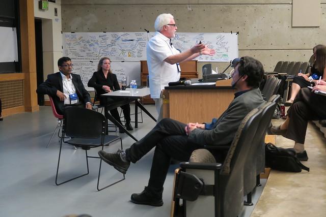 Rick Dove, Thursday plenary