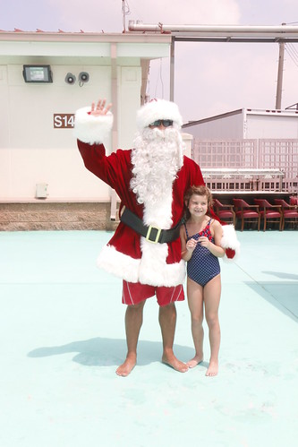 Santa's Fun 'N' Sun Smash- U.S. Army Garrison Humphreys, South Korea -  13 August 2016