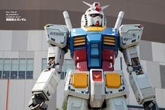 RX-78-2 機動戦士ガンダム  Gundam@ 東京台場 DiverCity Tokyo Plaza