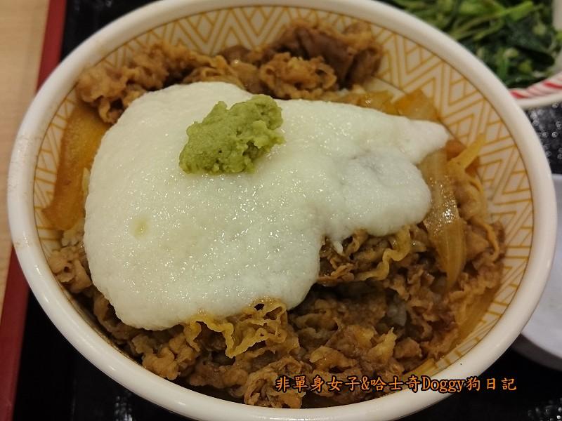 Sukiya日本牛丼咖哩飯22