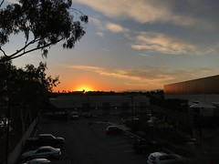 Friday Sunset #iphone7plus #losangeles
