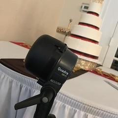 #weddingphotographer #weddingseason2016  @elinchrom_ltd and weddings. Perfect combination.