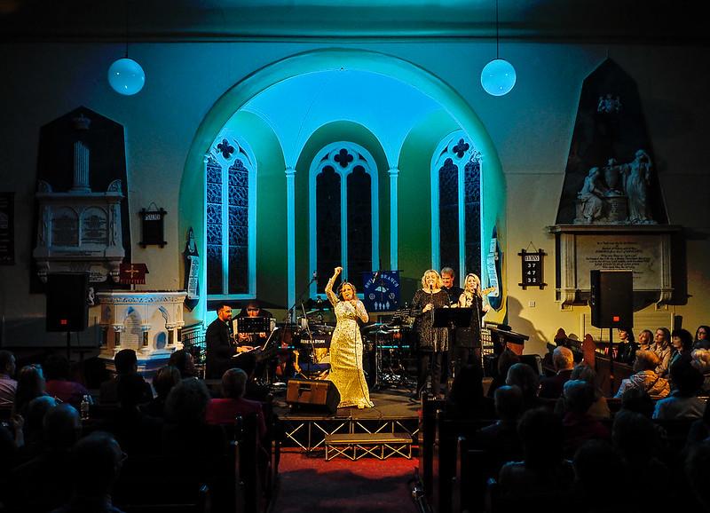 Rebecca Storm in Boyle Church of Ireland