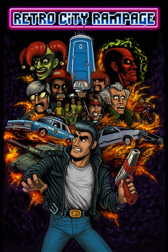 Retro City Rampage - Movie Poster Thumbnail