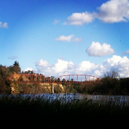 Fair Oaks footbridge