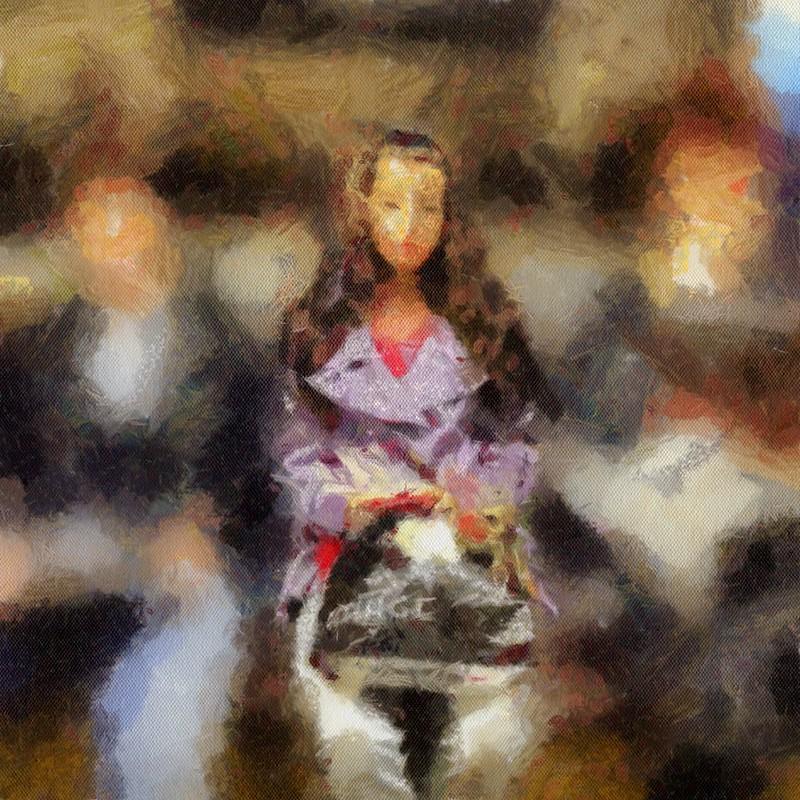 Stranger in Metro
