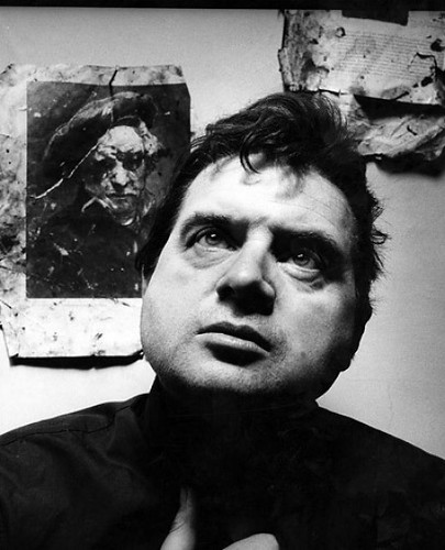 Penn, Irving (1917-2009) - 1962 Francis Bacon, London by RasMarley