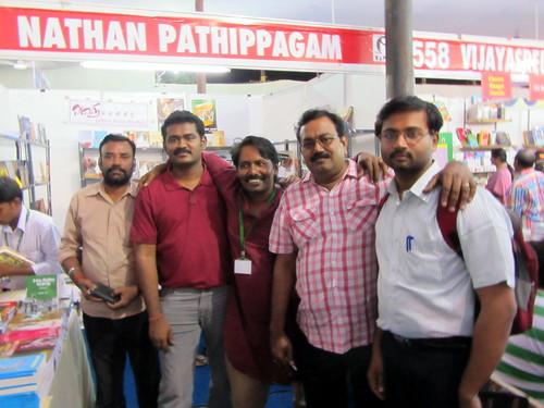 Chennai Book Festival - 2013