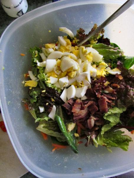 BLAC salad