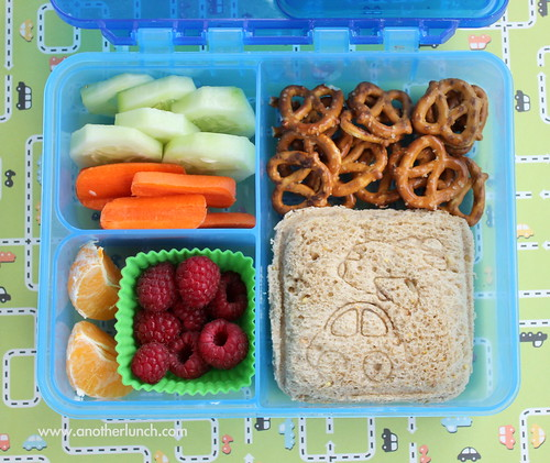 transportation Gerber Box bento