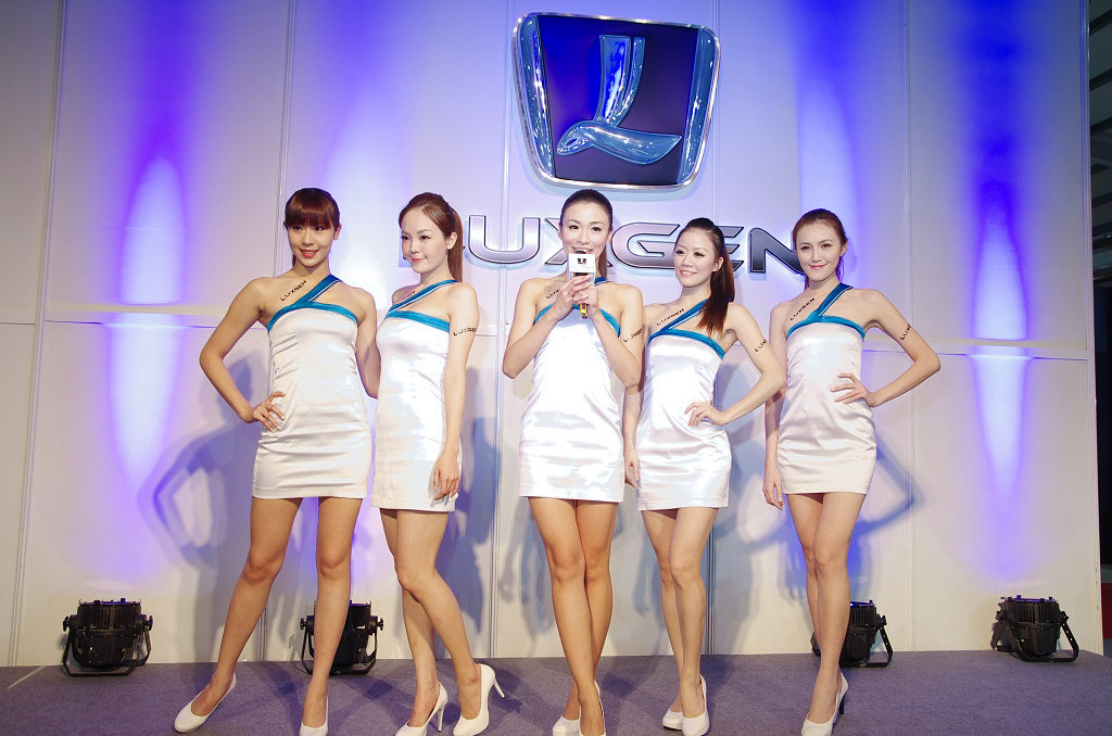 2013台中車展-模特兒篇