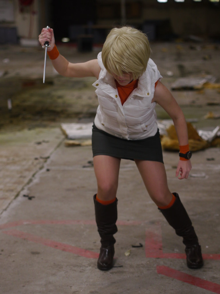 related image - Shooting Alice Madness - Heather - Silent Hill - Bordeaux - 2013-01-13- P1530146