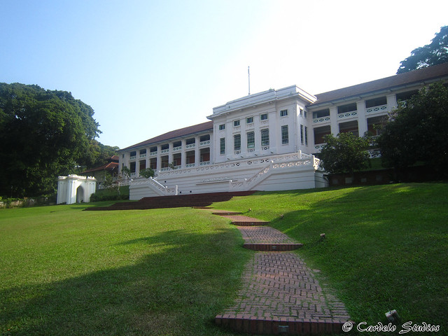 Fort Canning - Fort Canning Centre 01