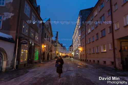 Tallinn, Estonia - Old Street by GlobeTrotter 2000