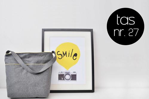 een tas voor een smile