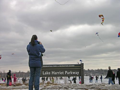 north shore of lake harret